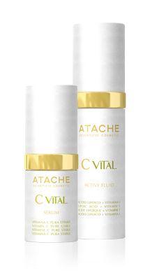 Biological Triple-Antioxidant Night Protector. Serum +  Active Fluid
