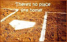 No place like home.