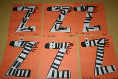 zoo preschool craft | Zebra Crafts Preschool http://www.pocketfulofposiesblog.com/2010/03/z ...