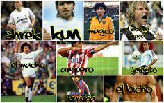 ¿Por qué tienen esos apodos los futbolistas? | Interdeportes.es