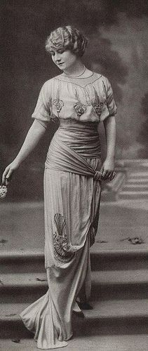 robe du soir 1913 | Flickr - Photo Sharing!