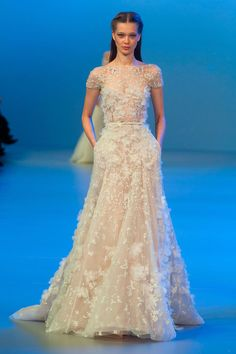 Wedding Dresses at Paris Haute Couture Fashion Week 2014 | POPSUGAR Fashion