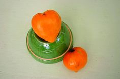 GERMAN ORANGE STRAWBERRY TOMATO  (85 days) - Pinetree Garden Seeds - Vegetables  - 1