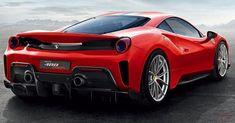 "50 Likes, 2 Comments - Scuderia Ferrari Tifosi (@scuderiaferraritifosi) on Instagram: ""BREAKING: The first photos of the new #Ferrari 488 ""Pista"" (italian for track) have been leaked.…"""