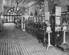 Photo Of Arcade In New York 1890s Vintage 8x10 Reprint Of Old Photo 2