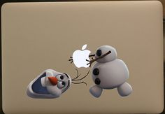 playing Apple macbook pro decals sticker macbook air sticker mac pro decal vinyls macbook decals sticker Avery mac decals Apple Mac Decal by creativedecalskin on Etsy Macbook Pro Decal, Mac Stickers, Mac Decals, Macbook Decal Stickers, Macbook Case, Laptop Case, Apple Laptop, Apple Macbook Pro, Olaf