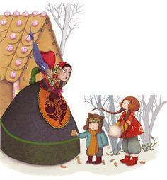Sophie Lebot. Hansel et Gretel
