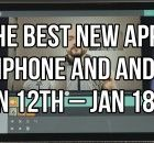 Best new apps for iPhone and Android 2016 (Jan - Jan - Best Apps Tube News Apps, Android Apps, 18th, Tube, Iphone