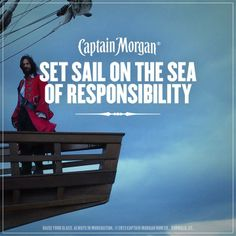 Set sail on the sea of responsibility.