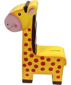 Buy Fantasy Fields Sunny Safari Money Box at Argos.co.uk, visit Argos.co.uk to shop online for Money boxes, Christening and new baby gifts