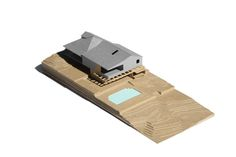 Res_Barden 01 Architectural Models, Usb Flash Drive, Architecture Models, Usb Drive