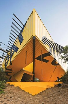 Container SA: Escola Container: Ecológicas e Modernas