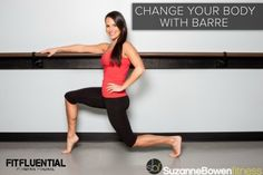 change your body with barre
