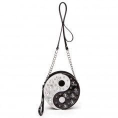 Umhängetasche Tema Yin Und Yang - Braccialini