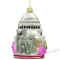 14 Best Washington Dc Souvenirs Christmas Ornaments And