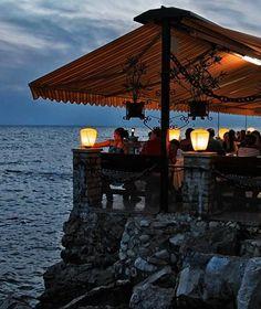 Evening in Umag, Istria, Croatia   by Wolfgang Sh.