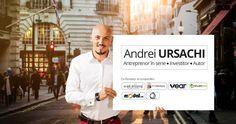 Antreprenor in serie, Andrei Ursachi