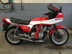 Honda CB900 F2 Bol d'Or - 1984
