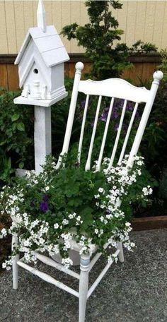 Vintage Garden Decor Creative Ideas_42