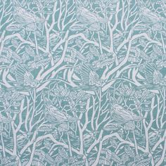 Under Hillway Coppice — Susie Hetherington Textiles Three Birds, Pattern Matching, Natural Linen, Soft Furnishings, Order Prints, Printing On Fabric, Print Design, Marvel
