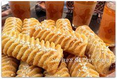 Makrout aux dattes (Makrout Nakach)