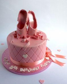 Ballet Cake Snow White For Lucy Pinterest Ballet Cakes Cake - Ballet birthday cake