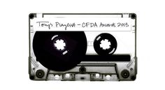 Tory's Playlist: CFDA Awards 2013