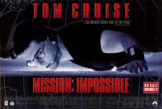 Released : 22 May 1996 | IMDB Rating : 7.1/10 Duration : 110 min | Size : 863.3 mb Genre :  Action, Adventure, Thriller Starcast :  Tom Cruise as Ethan Hunt Jon Voight as Jim Phelps Emmanuelle Béart as Claire Phelps Henry Czerny as Eugene Kittridge Jean Reno as Franz Krieger Ving Rhames as Luther Stickell Kristin Scott ...