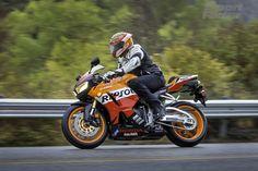 2013 Honda CBR600RR Repsol