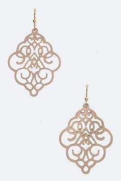 laser cut wood jewelry - Google Search
