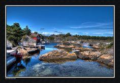 """Beautiful Summer in southern Norway"" Holmesund | by Øyvind Bjerkholt (Thanks for 22,2 million+ views)"