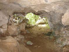 Cuevas del Parque Natural Escambray, Trinidad de Cuba.