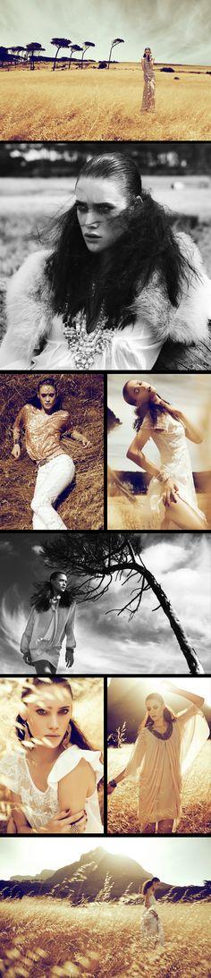 Lina Tesch Photography  Production: Ekaya Productions  Styling + Artdirection: Leonie Gerner  Hair + Make-up: Ina Cierniak ( Nina Klein) Model: Emily Meulemann (Boss Models / Elite London )