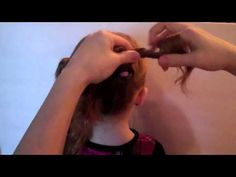 Need a quick valentines hairdo for your little girl? These heart pigtails are soooooo easy and barely take any time at all. Even if you do...