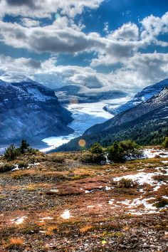 Parker's Ridge in the Canadian Icefields | GI 365