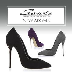 Shop our range of shoes today on the official SANTE women's shoes website. Discover the latest collection of SANTE - Made in Greece Fall Winter 2015, Shoe Shop, Online Boutiques, Stiletto Heels, Christian Louboutin, Pumps, How To Make, Shopping, Shoes
