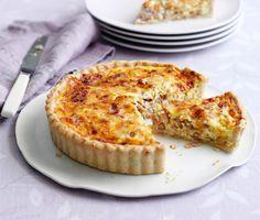 Mary Berry's Quiche Lorraine recipe