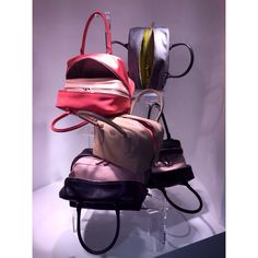 The new InsideBag by Prada! New Collection Fw15