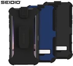 Seidio CONVERT with Metal Kickstand Combo for iPhone 6 Plus - iPhone 6 Plus Case & Holster Combos - iMore Store