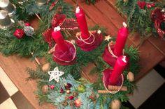 vánoční věnec 2