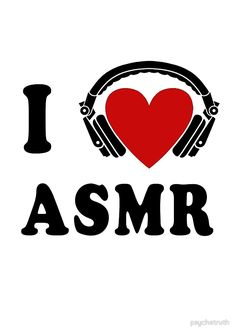 Do the research..its relaxing and helps insomniacs. Maybe not all, but at least some. I Love ASMR by psychetruth