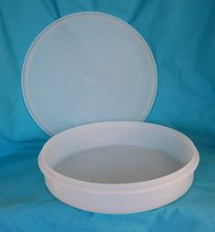 Vintage Tupperware ~ my mom still has this one and I picked one up at an estate sale.
