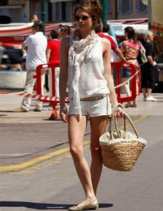 St Tropez   Street Style   ELLE UK