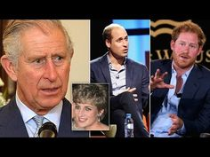 Prince Charles's reaction to his sons's disclosures in the ITV document - YouTube