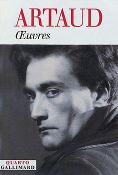 Antonin Artaud, Oeuvres