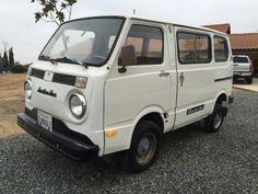1981 Subaru Sambar ElectraVan