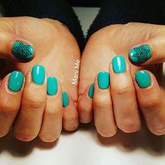 #nails #gel #gelnails #nailart #nailedit  #nailsonfleek #nailsofinstagram @faburnails