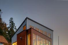 Tsunami House   Custom Home Magazine   Designs Northwest Architects, Camano Island, WA, USA, Single Family, New Construction, Modern, AIA - Local Awards 2013