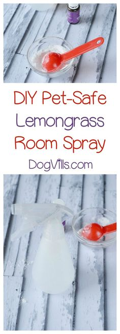 Got stinky pets? Get rid of those nasty odors with this DIY pet-safe essential oil deodorizer spray recipe! Whip it up, spray and whiff! Ahhh!