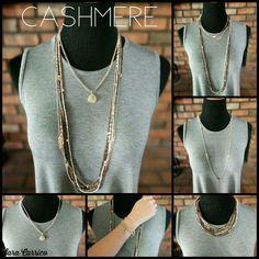 Cashmere Necklace. Premier Designs Jewelry. Saracarrico.mypremierdesigns.com #pdstyle #premiereveryday